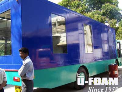 Reliance Infocomm Web on Wheels