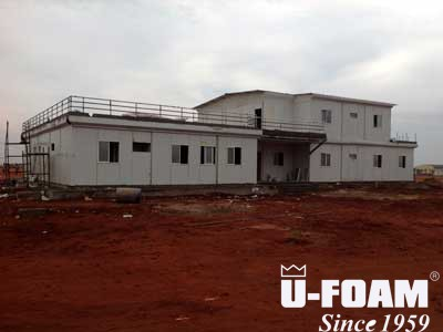 Site Office and Accommodation Works